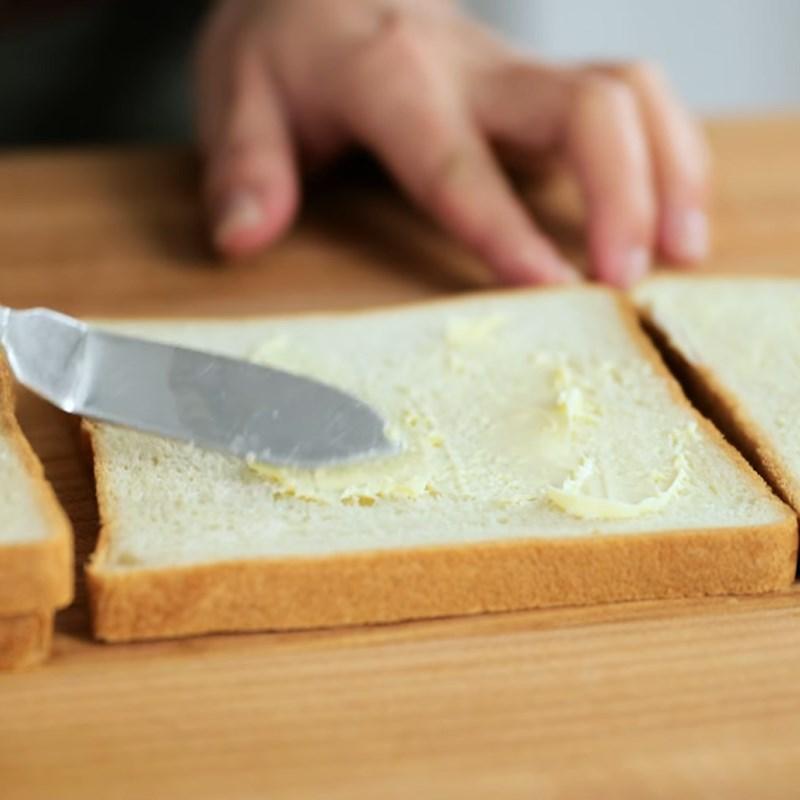 Bước 3 Kẹp bánh Sandwich trứng kiểu Nhật