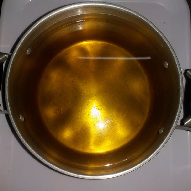 Bước 2 Nấu nước muối dưa Dưa cải muối (công thức được chia sẻ từ người dùng)