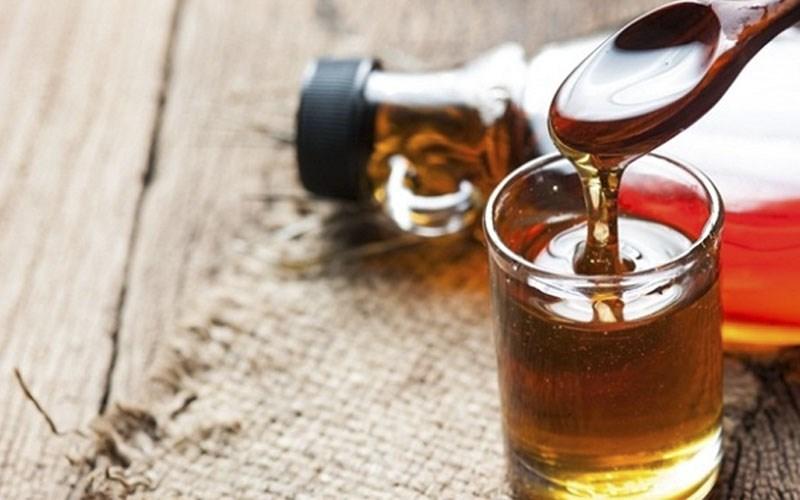 Thành phần dinh dưỡng của maple syrup
