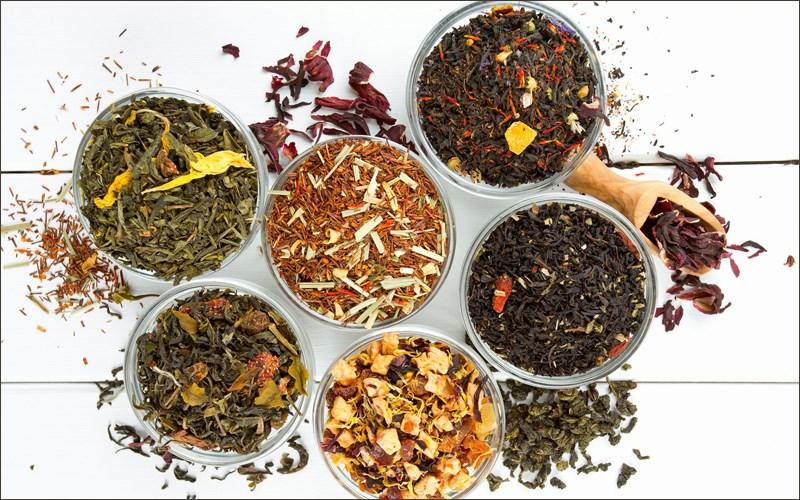 Nguồn gốc của trà thảo mộc