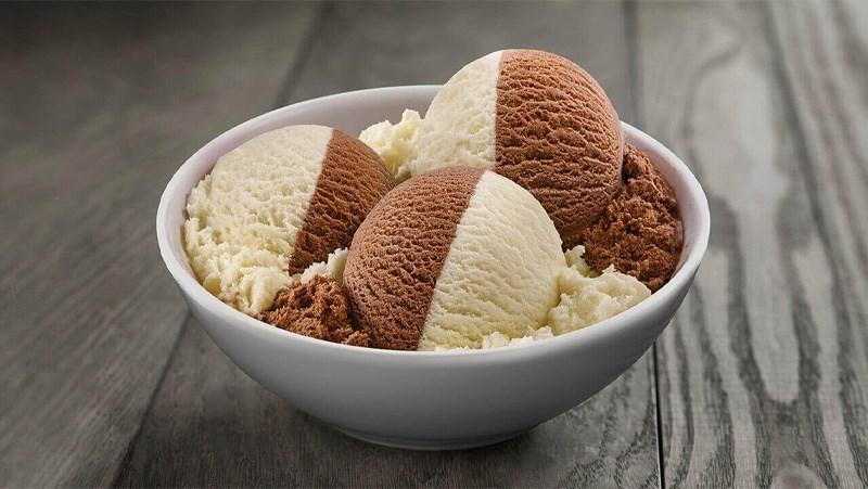 Kem làm từ bột béo