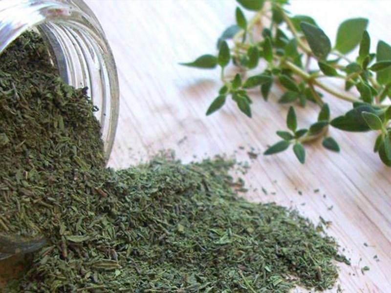 thành phần dinh dưỡng lá Thyme