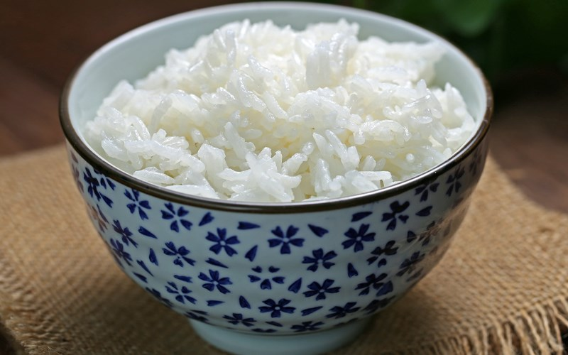 gạo ST25 khi được nấu chín