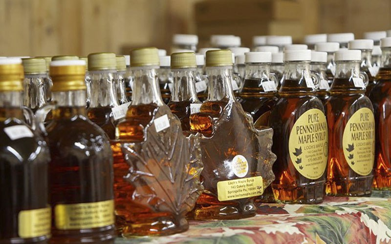 Maple syrup mua ở đâu?
