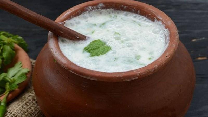 Buttermilk trong ẩm thực
