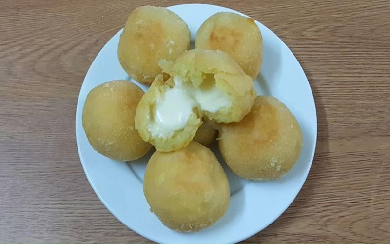 Bánh khoai lang phô mai