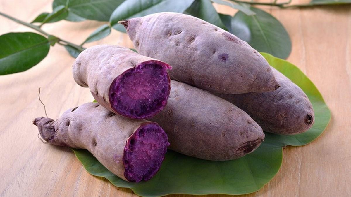 Công dụng của khoai lang tím, giá thành, các món ăn ngon từ khoai lang tím
