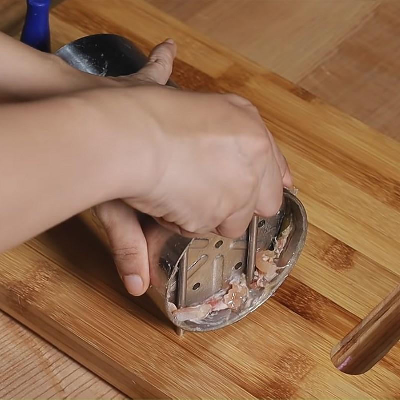 Bước 7 Hoàn thành Cách làm giò dăm bông thịt heo