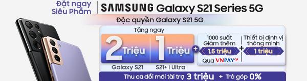 Đặt trước Galaxy S21