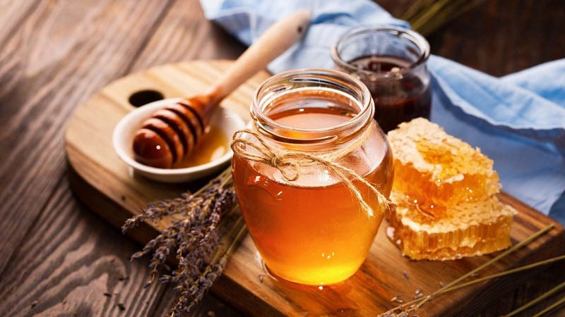 bảo quản thịt ba chỉ bằng mật ong