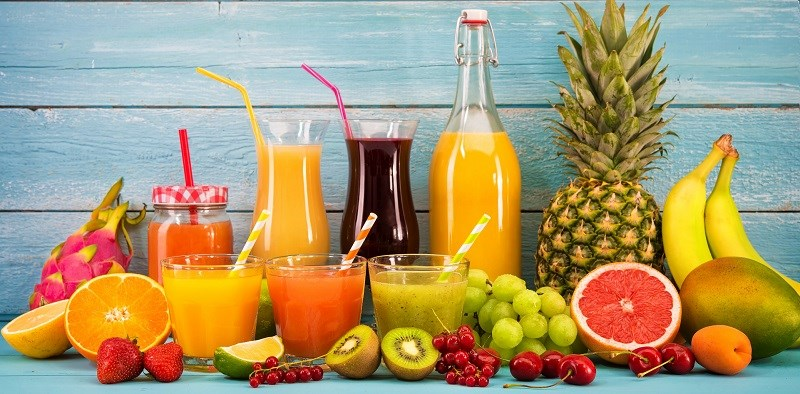 Nước trái cây nguyên chất