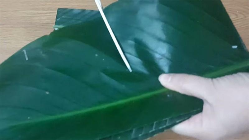 cách 1 - cắt lá