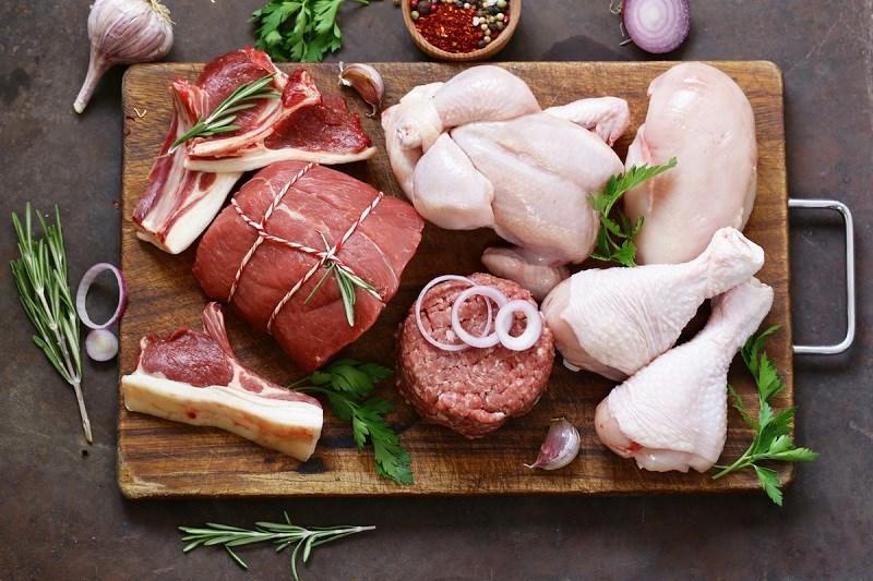 Thịt là thực phẩm tốt cho triệu chứng Hangover