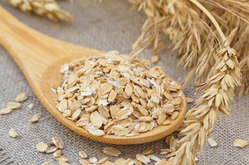 Yến mạch là thực phẩm tốt cho triệu chứng Hangover