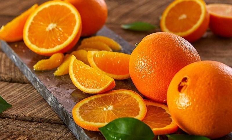 Cam là thực phẩm tốt cho triệu chứng Hangover