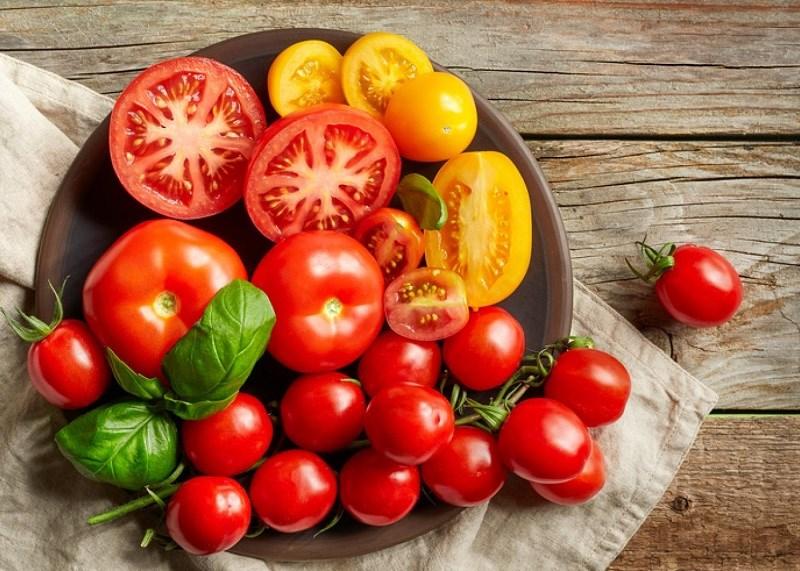 Cà chua là thực phẩm tốt cho triệu chứng Hangover