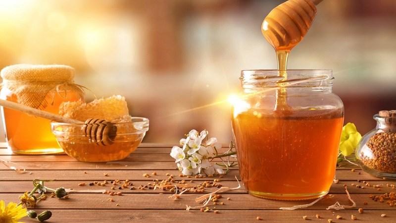 Mật ong là thực phẩm tốt cho triệu chứng Hangover