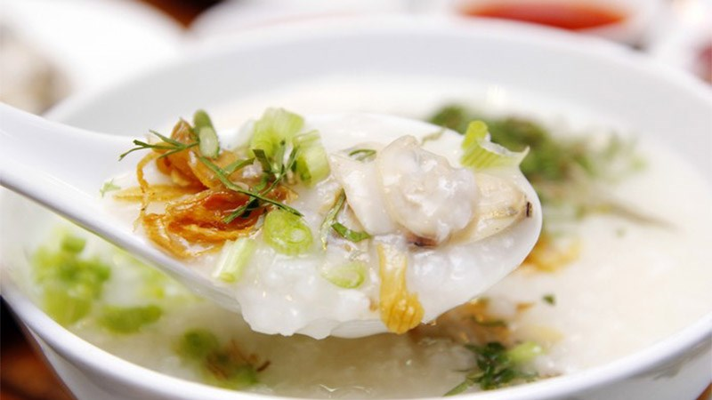 Congee Hàu Longshan