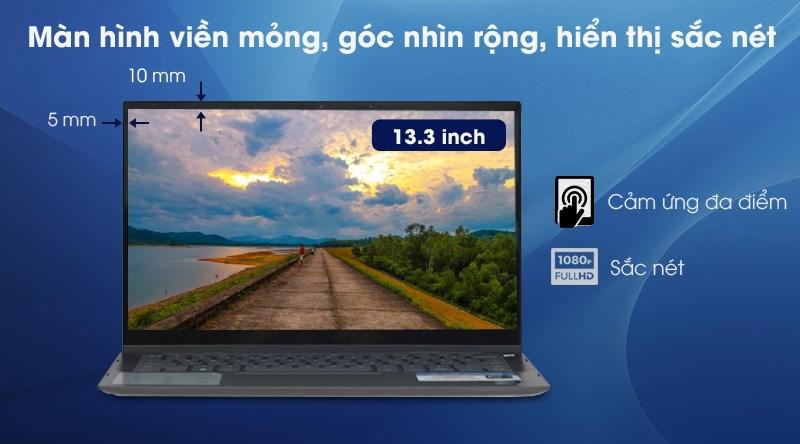 Laptop Dell Inspiron 7306 i5 (N3I5202W) - Màn hình