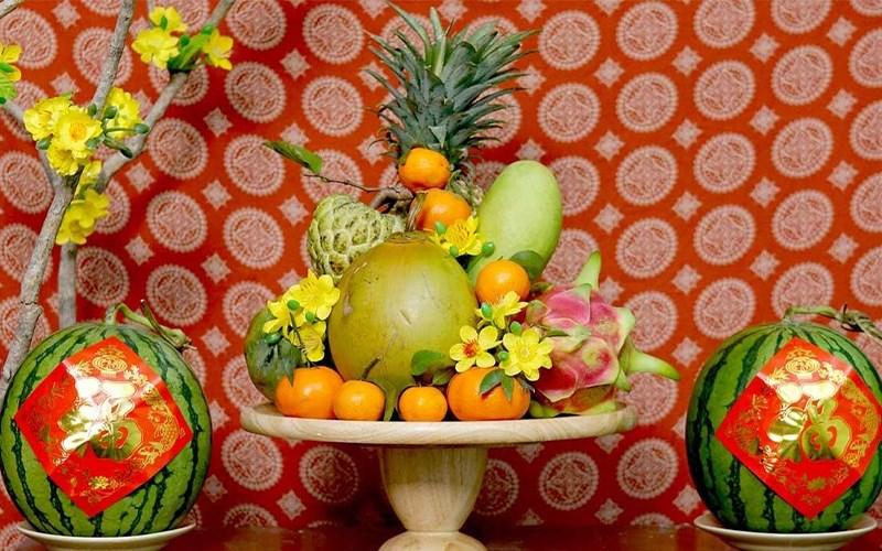 Cung cấp trái cây
