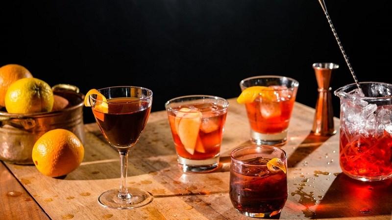 Tránh những ly cocktail hỗn hợp có chất caffeine