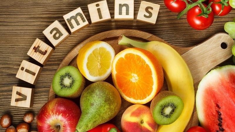 Dùng vitamin và các loại chất chống oxy hóa