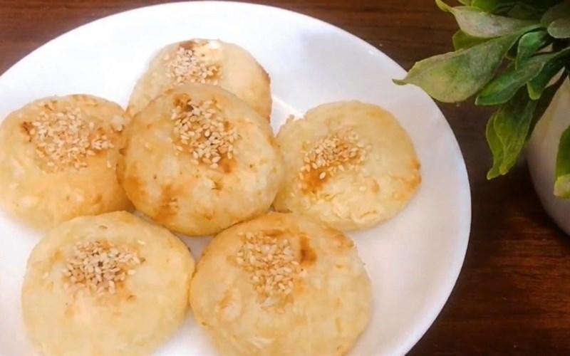 Bánh khoai tây nướng