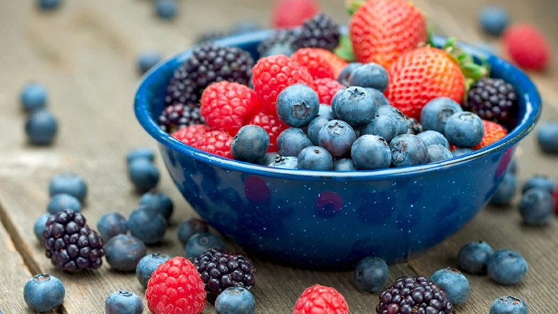 trái cây Cung cấp vitamin và khoáng chất