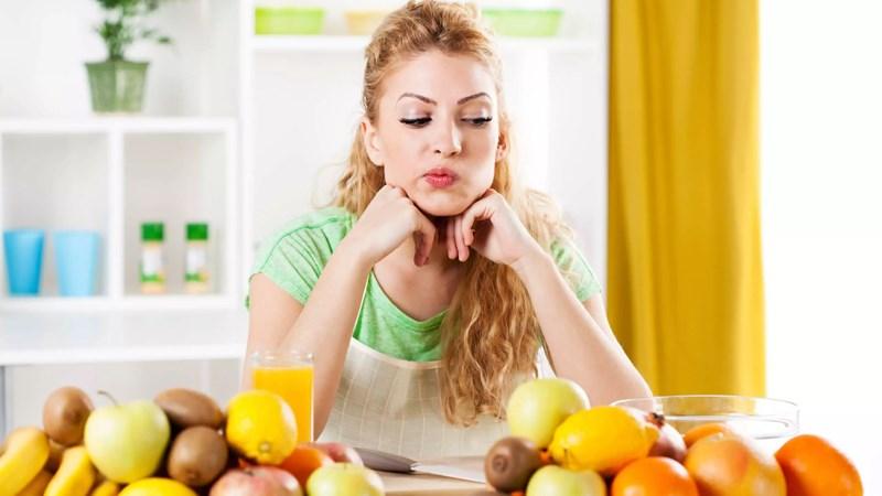 Thời điểm ăn trái cây tốt nhất