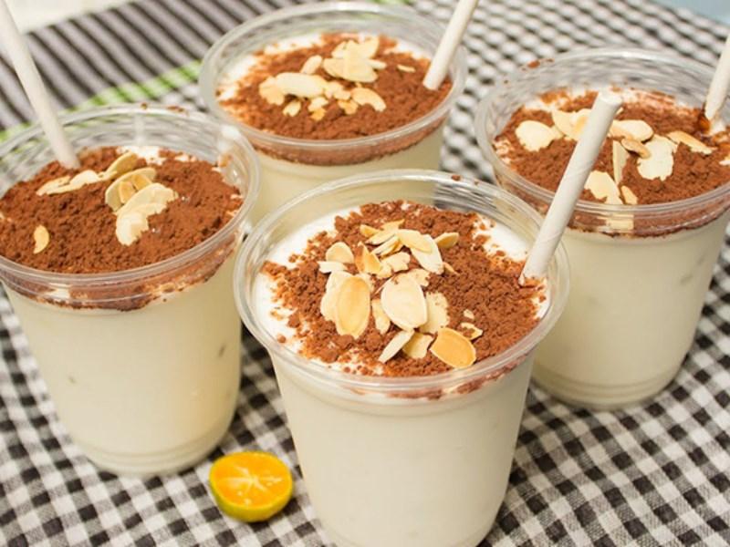 Cacao dừa Dì Lan