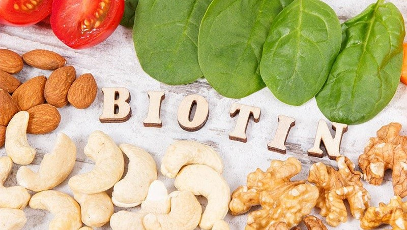 Vai trò của biotin là gì?