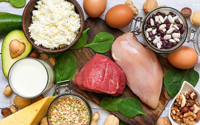 Tập trung vào protein