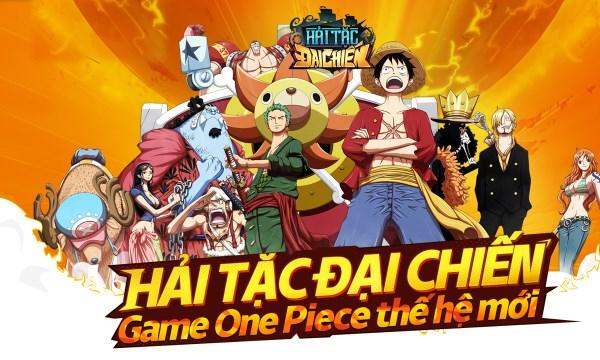 Tải Hải tặc đại chiến - Chinh phục One Piece | Game chiến thuật đấu tướng