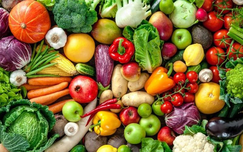 Ăn nhiều trái cây và rau củ hơn