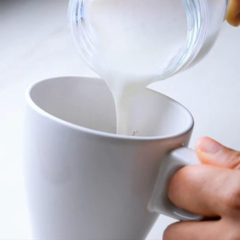 Bước 3 Hoàn thành Cà phê mocha