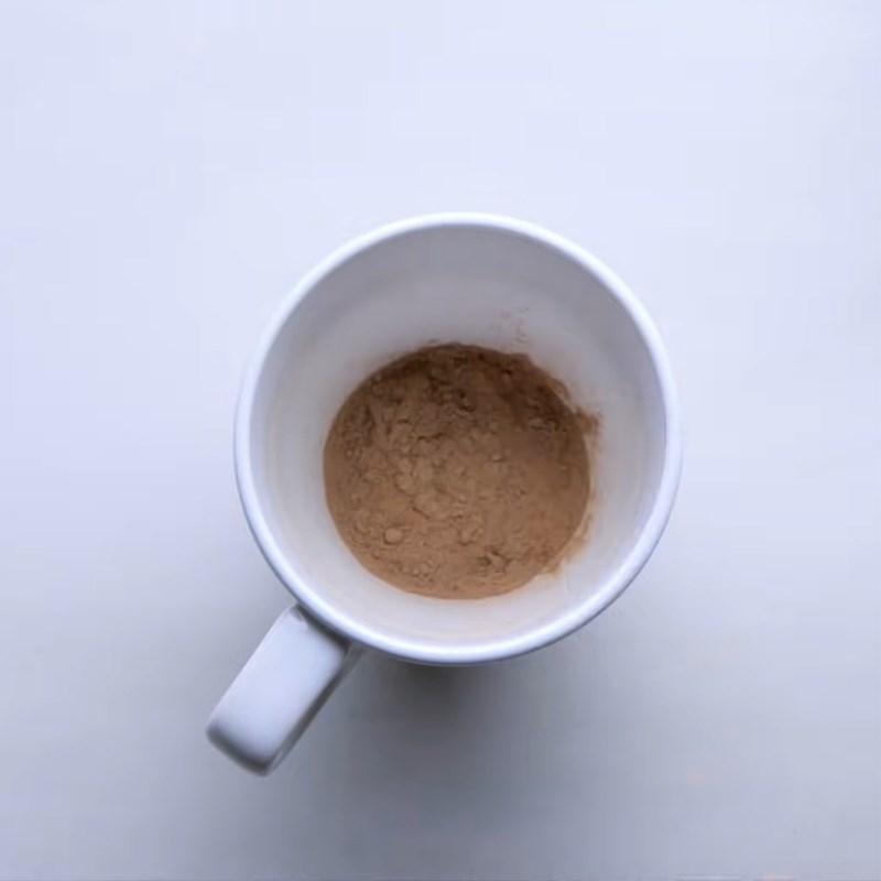 Bước 1 Pha cà phê Cà phê mocha