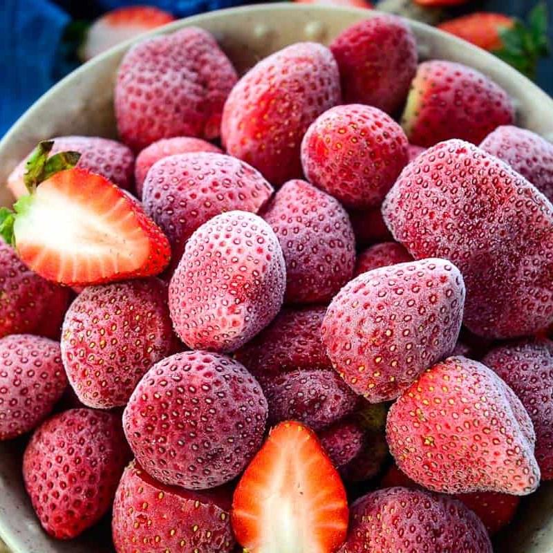 8 cách làm sinh tố dâu tây đơn giản, mát lạnh, đẹp da