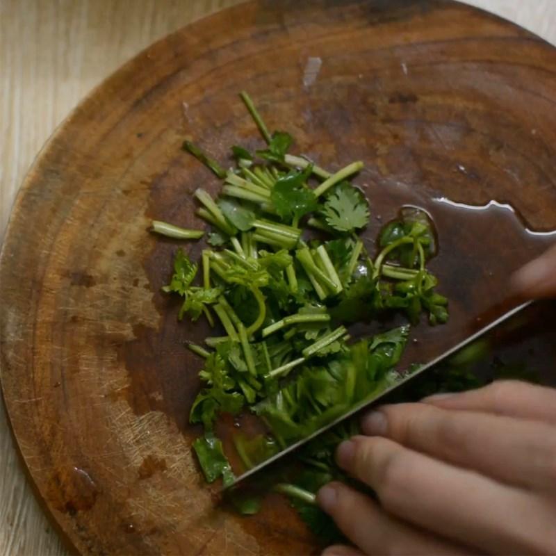 Bước 1 Sơ chế nguyên liệu Salad dưa chuột cà chua sốt mayonnaise