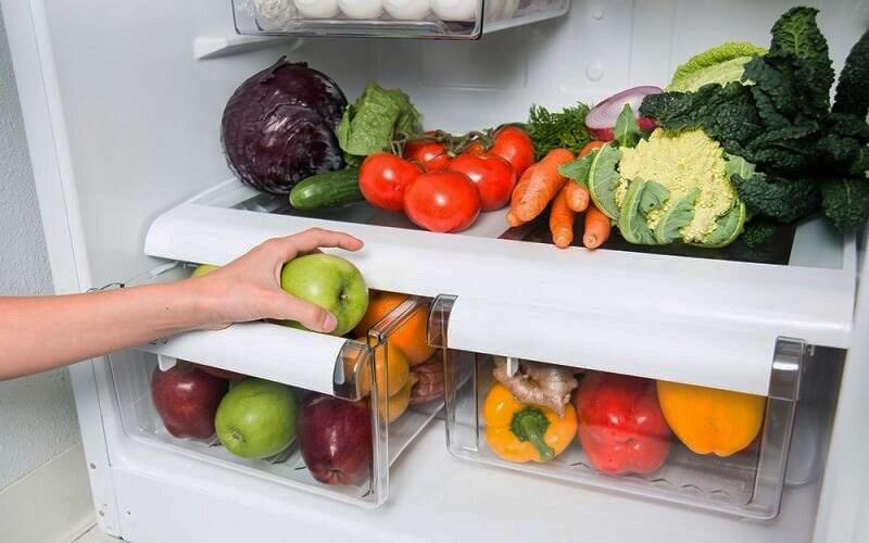 Cho cây vào kho bảo quản tủ lạnh