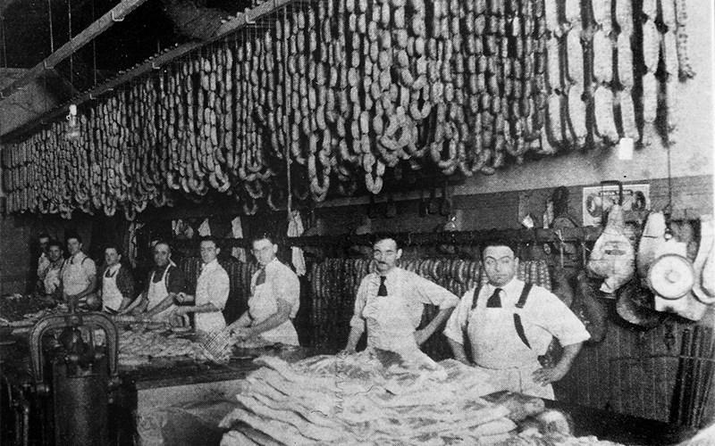 Lịch sử salami