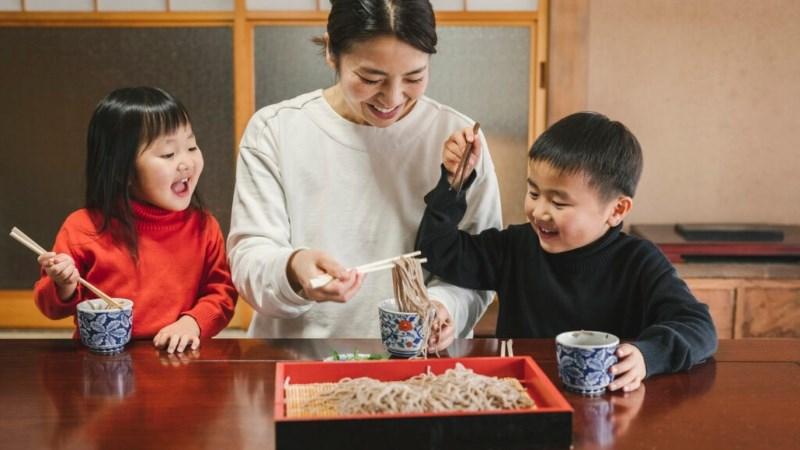 Mì soba thường được ăn vào những dịp nào?