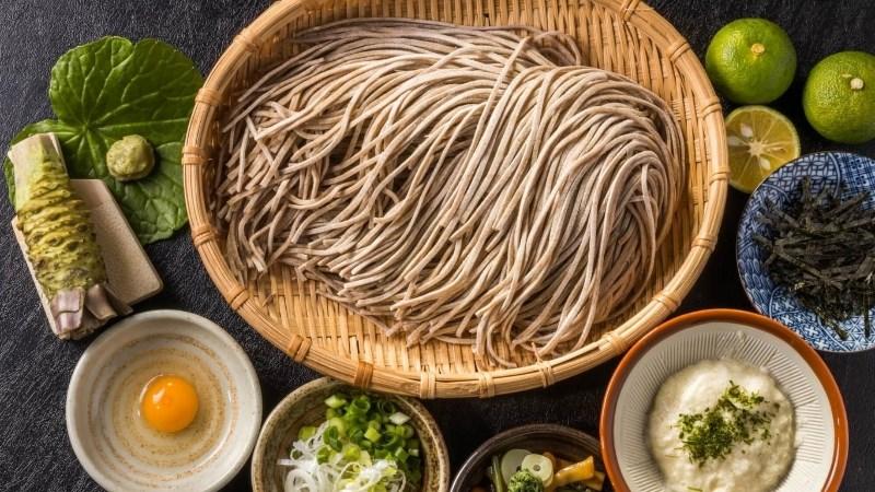 Mì soba được đặt tên tuỳ theo vùng miền