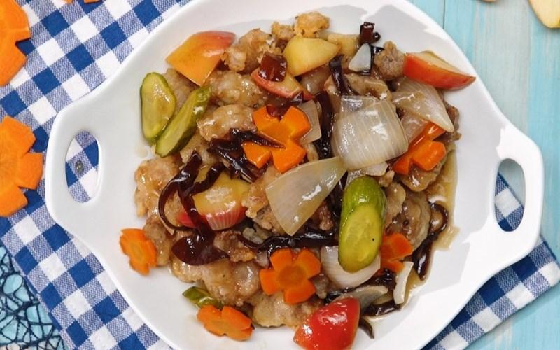 Thịt chiên giòn Tangsuyk