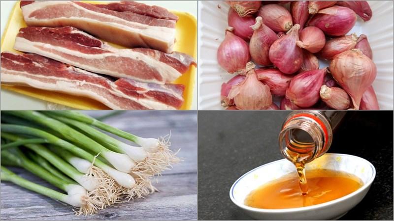 Cách làm thịt kho quẹt ngon đậm đà chuẩn vị cho bữa cơm