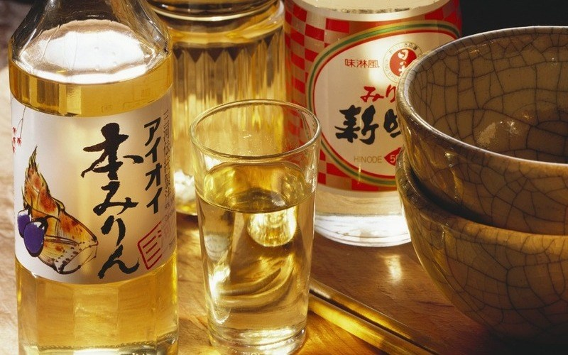 Rượu Mirin (Nhật Bản)