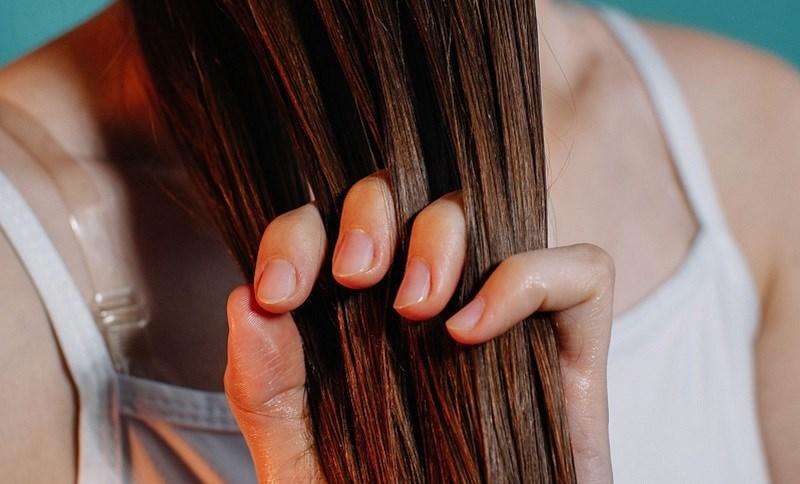 Cách sử dụng dầu oliu cho tóc