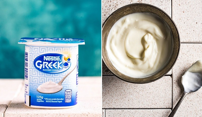Sữa chua Hy Lạp Nestlé giá bao nhiêu