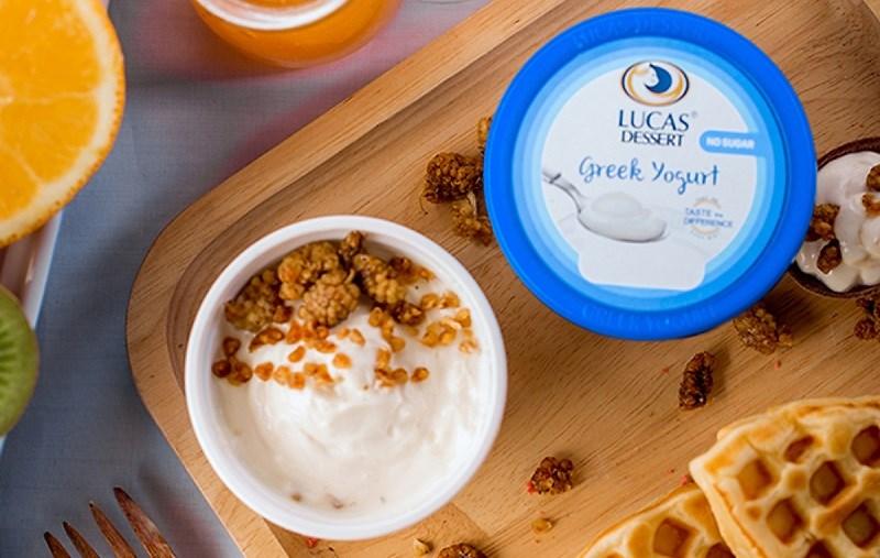 Sữa chua Hy Lạp Lucas giá bao nhiêu