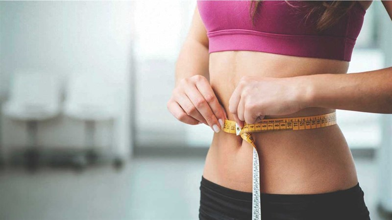 Giúp giảm cân, duy trì cân nặng cơ thể