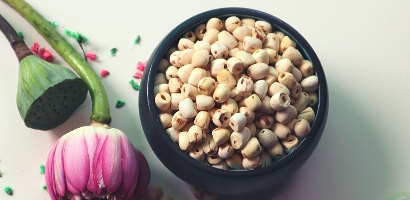 Cách chọn mua hạt sen khô